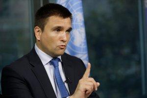 Klimkin: Ukraina osi�gn�a punkt, z kt�rego nie ma ju� powrotu