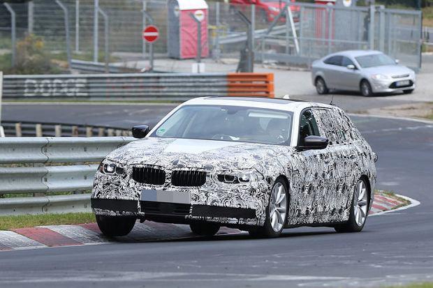 Prototypy   BMW Serii 5   Nadchodzi nowa generacja