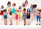 Barbie ma trzy nowe sylwetki: jest pulchna, niska i wysoka