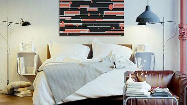 Sypialnia w stylu vintage - najpiękniejsze aranżacje