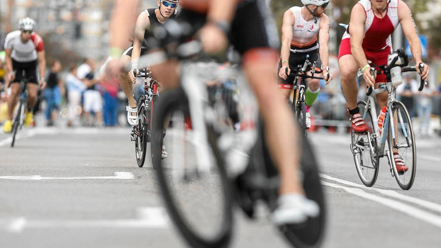 Fotos del triatlon de zarautz 39