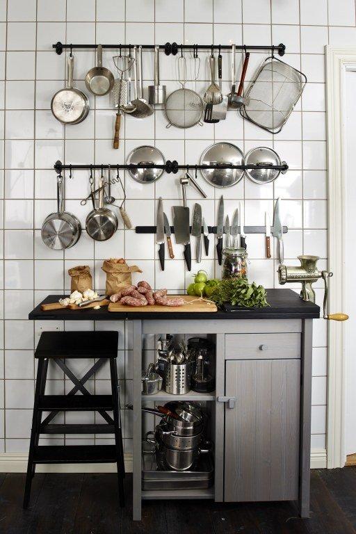 Aranżacja kuchni, IKEA