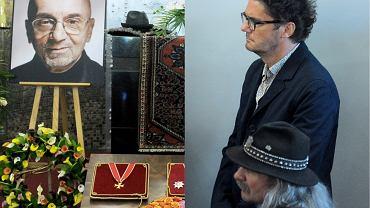 Pogrzeb Tomasza Stańki