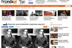 Publicysta Fronda.pl pomówił autora książki o mordowaniu Żydów przez Polaków. Teraz musi przeprosić