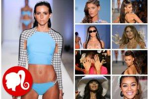 """Miami Swim 2014: Pla�owy """"tydzie� mody"""" - propozycje wakacyjnych fryzur, prosto z wybiegu"""