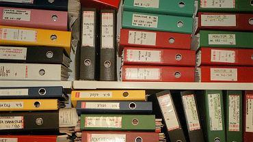 Dokumenty (zdjęcie poglądowe)