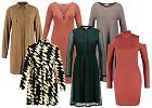 Sukienki z długim rękawem idealne na jesień [PRZEGLĄD]