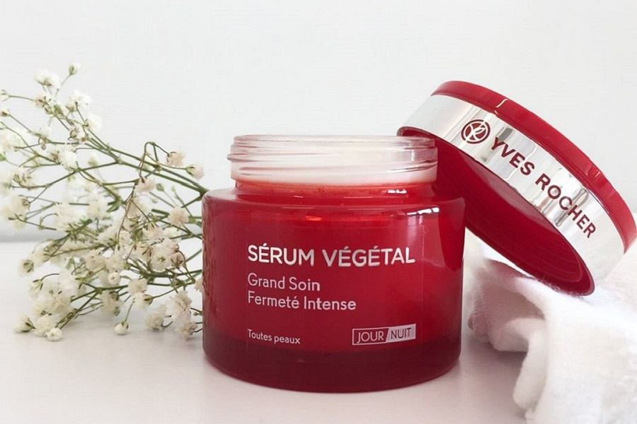 Krem Serum Vegetal