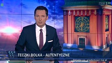 """""""Wiadomości"""" 18 lutego poprowadził Krzysztof Ziemiec"""