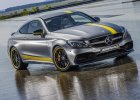 Mercedes-AMG C63 Coupe Edition 1 | Na pocz�tek