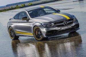 Mercedes-AMG C63 Coupe Edition 1 | Na pocz�tek