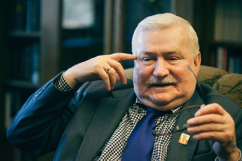 Lech Wałęsa obchodzi 75. urodziny
