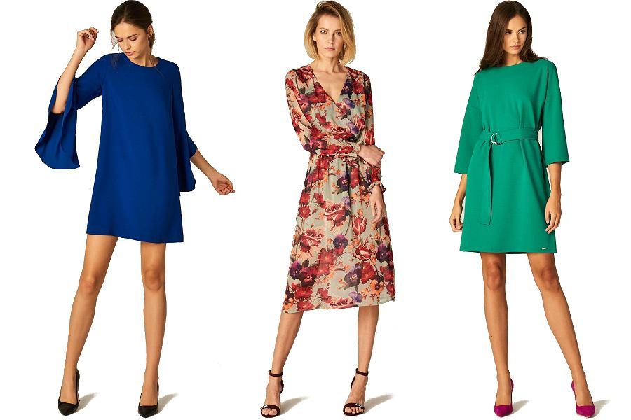 b416007032 Wyjściowe sukienki Mohito