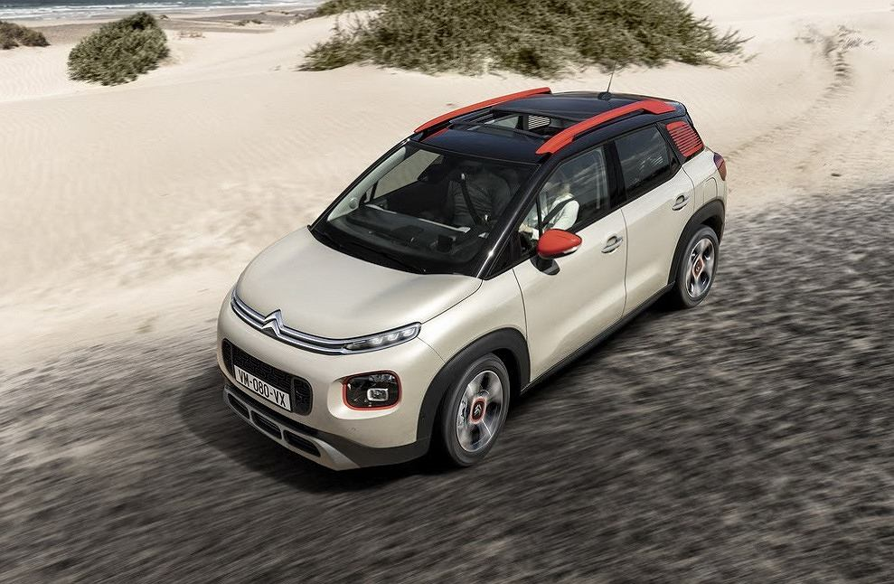 citroen c3 aircross test recenzja opinia. Black Bedroom Furniture Sets. Home Design Ideas