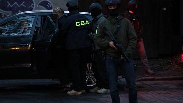 Akcja CBA - zdjęcie ilustracyjne