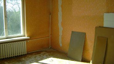 Mieszkanie do remontu w Jaworznie