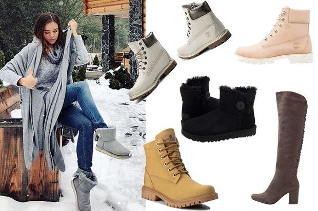 W przyszłym tygodniu zapowiadają obniżenie temperatury, a to idealny moment żeby rozejrzeć się za ciepłym obuwiem, które przyda wam się jeszcze w tym sezonie i nadal będzie modne w kolejnym! Mamy dla was klasyczne buty, które nie wyjdą z mody, a teraz kupicie je w dobrych cenach!