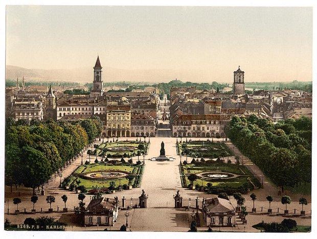 Zdjęcie numer 9 w galerii - Niemieckie miasta pod koniec XIX w. A wśród nich Gdańsk, Szczecin i Wrocław [ZDJĘCIA]