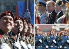 Rosja dzi� defiluje. Putin ani s�owa o Ukrainie. Ale b�dzie dzi� w Sewastopolu