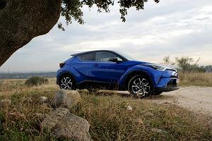 Toyota C-HR | Pierwsza jazda | Przepis na sukces