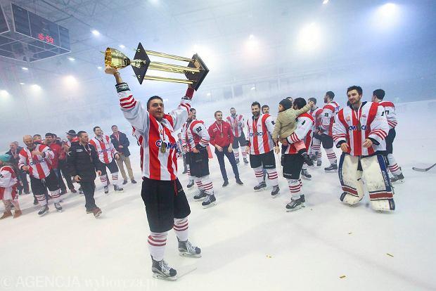Zdjęcie numer 1 w galerii - Comarch Cracovia chce pokazać w Lidze Mistrzów, że polski hokej nie jest najgorszy