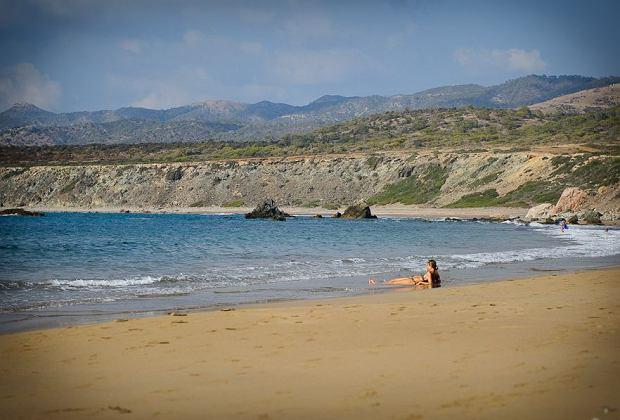 Cypr. Plaża Lara / Evgeniy Isaev, Flickr.com CC BY