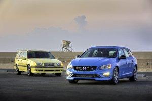 855 T-5R i V60 Polestar   20 lat sportowych kombi Volvo