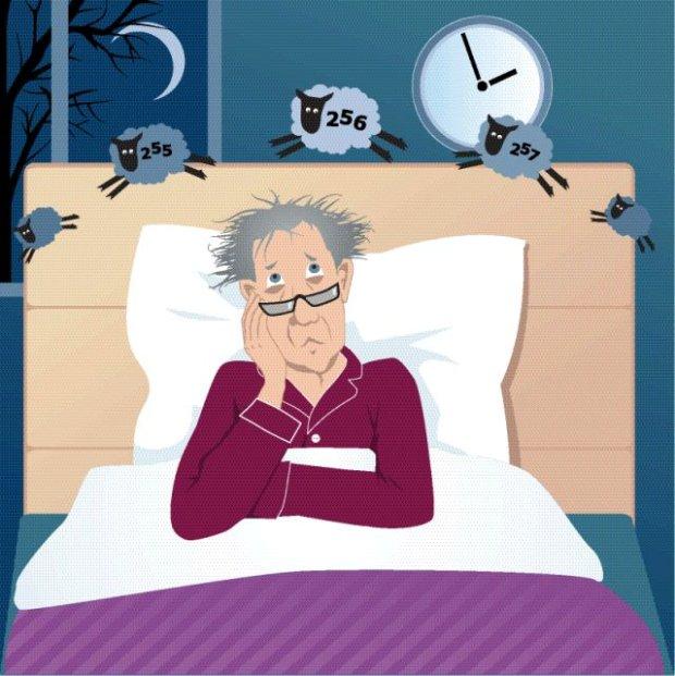 Dlaczego z wiekiem zasypiamy coraz trudniej?