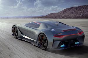 Aston Martin Vision 8   Odważnie w przyszłość