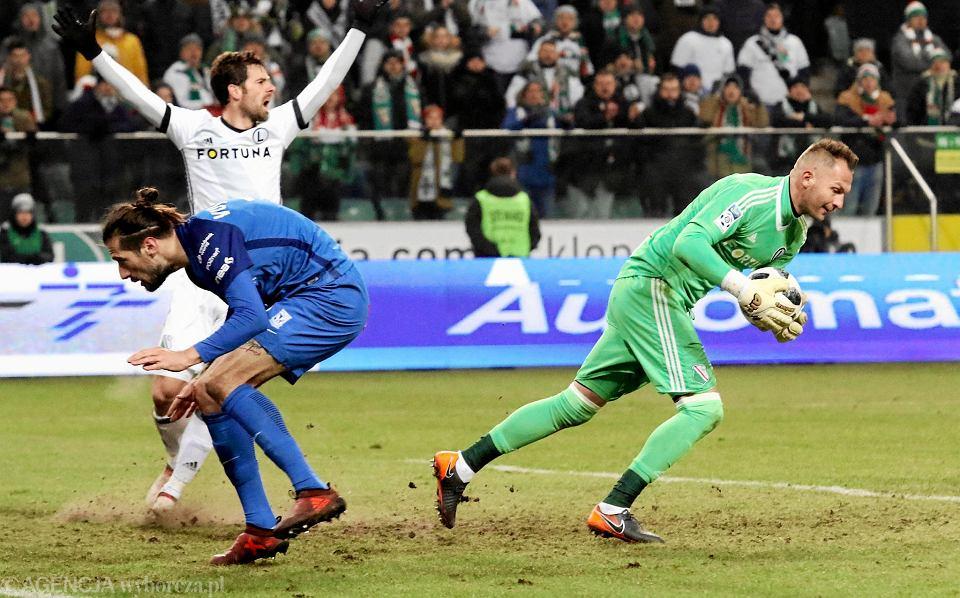 Mecz Legia Warszawa - Lech Poznań 2:1