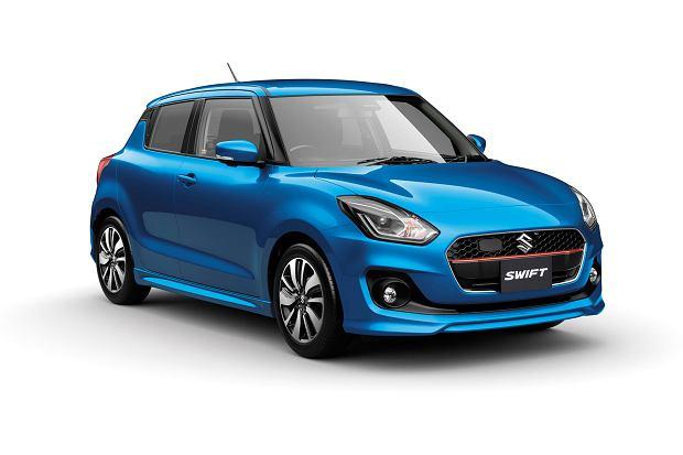 Suzuki Swift | Bestseller po raz czwarty