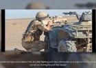 Brytyjscy wojskowi zabijaj� ekstremist�w z IS. Nawet 8 dziennie. Wszystko dzi�ki specjalnym quadom
