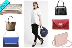 Eleganckie torby z wyprzeda�y - ponad 20 modeli na r�ne okazje