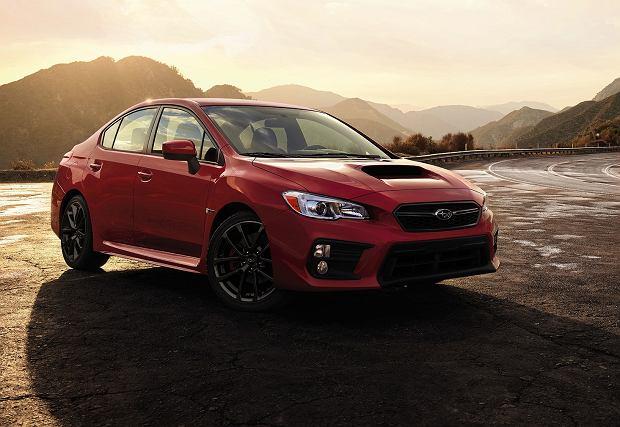 Salon Detroit 2017 | Subaru Impreza WRX STI | Tylko kosmetyka