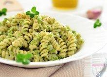 Świderki z brokułem - ugotuj