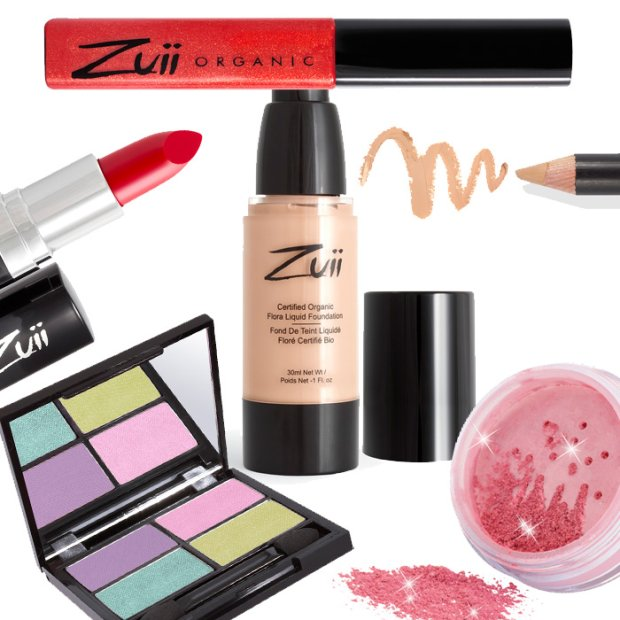 3605500182 ZUII Organic  mineralno - kwiatowe kosmetyki do makijażu