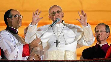 Mija rok pontyfikatu papieża Franciszka