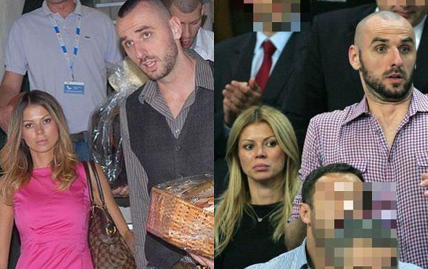 Marcin Gortat rozsta� si� z dziewczyn�. A byli tak� �adn� par�!