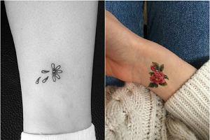 Delikatne tatuaże: 15 propozycji dla dziewczyn, które marzą o małym, dyskretnym wzorze