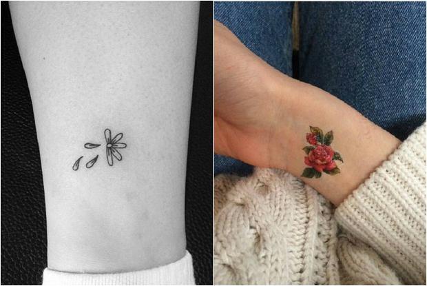 15 delikatnych tatua�y dla dziewczyn, kt�re marz� o ma�ym, dyskretnym wzorze
