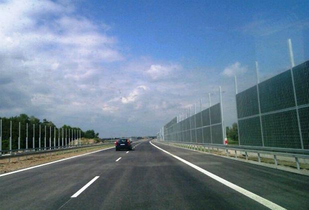 Otworzyli autostrad� A2! Warszawa po��czona z Europ�