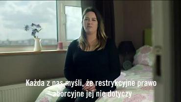 Spot irlandzkiego oddziału Amnesty International Polska