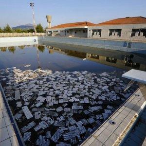 Pami�tasz igrzyska w Atenach w 2004 r.? Tylko tyle po nich zosta�o