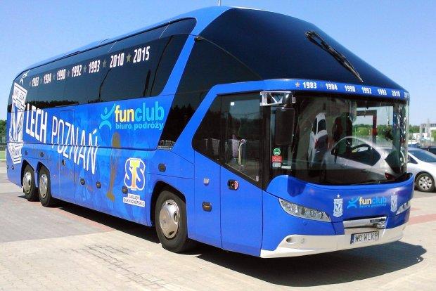 Znalezione obrazy dla zapytania autobus lecha poznań
