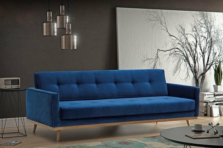 Wygodna sofa 3-osobowa
