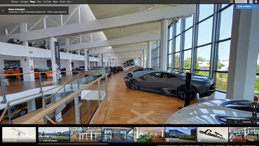 Muzeum Lamborghini / Google Maps