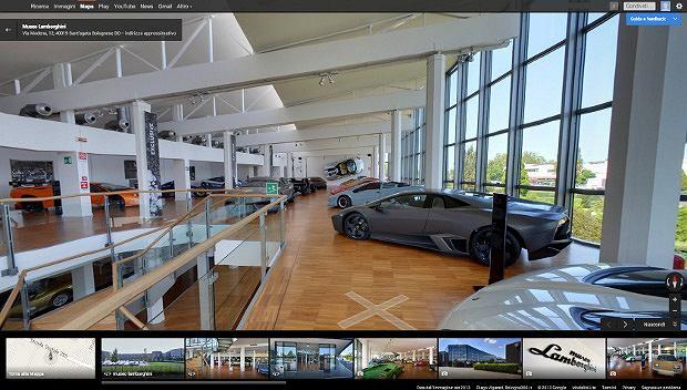 Odwied� muzea znanych marek z Google