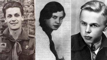 Maciej Aleksy Dawidowski, Ewa Faryaszewska, Józef Andrzej Szczepański i Krystyna Krahelska
