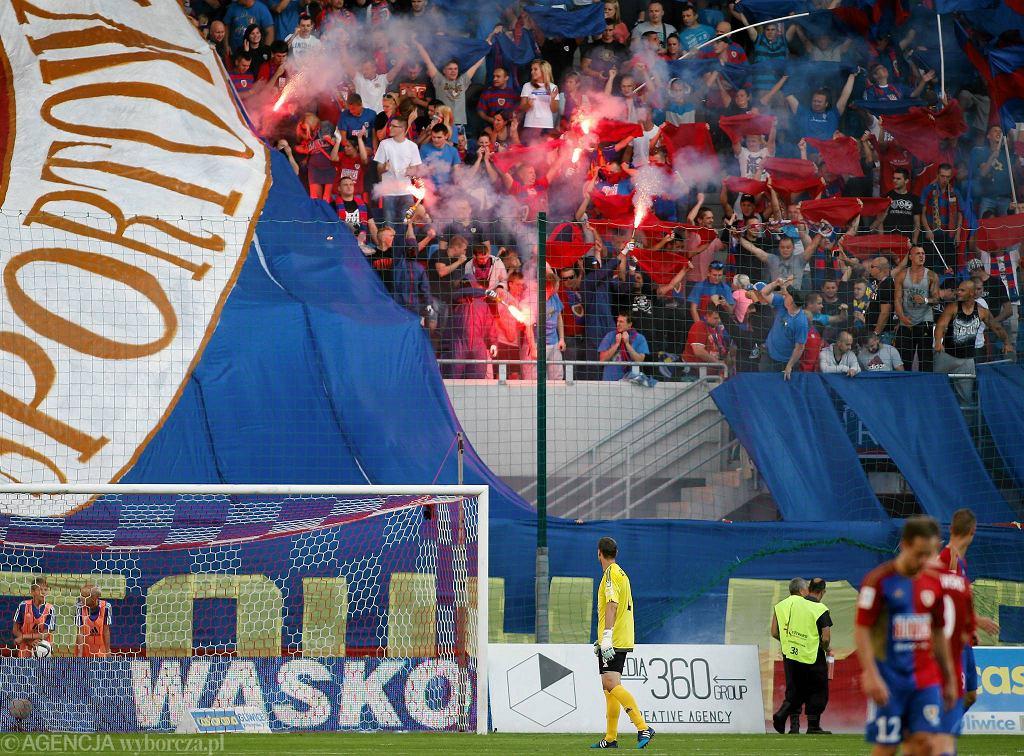 Mecz Piasta Gliwice
