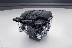 OM 654 | Nowy Diesel od Mercedesa